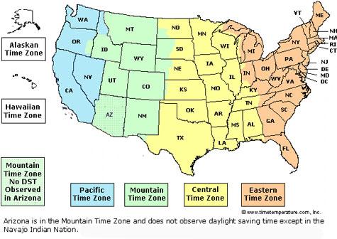 29 Model Georgia Time Zone Map   afputra.com